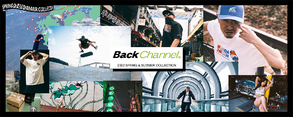 BACKCHANNEL 2017 FALL&WINTER